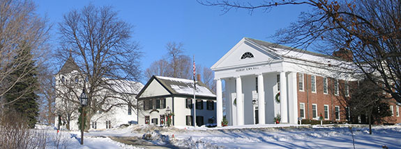 Town Hall and Sudbury Grange Hall