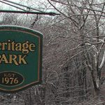 Winter Heritage Park