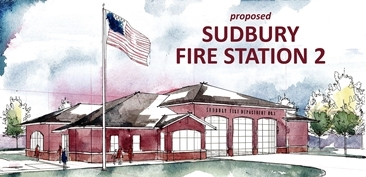 New Fire Station Rte 20
