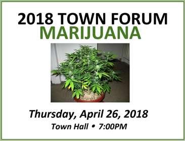 2018 Town Forum