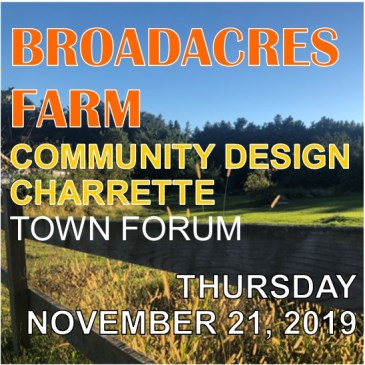 Town Forum 2019 Broadacres