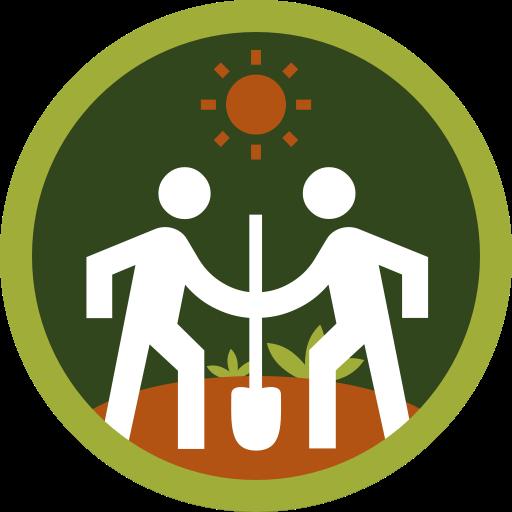 Community Garden Icon