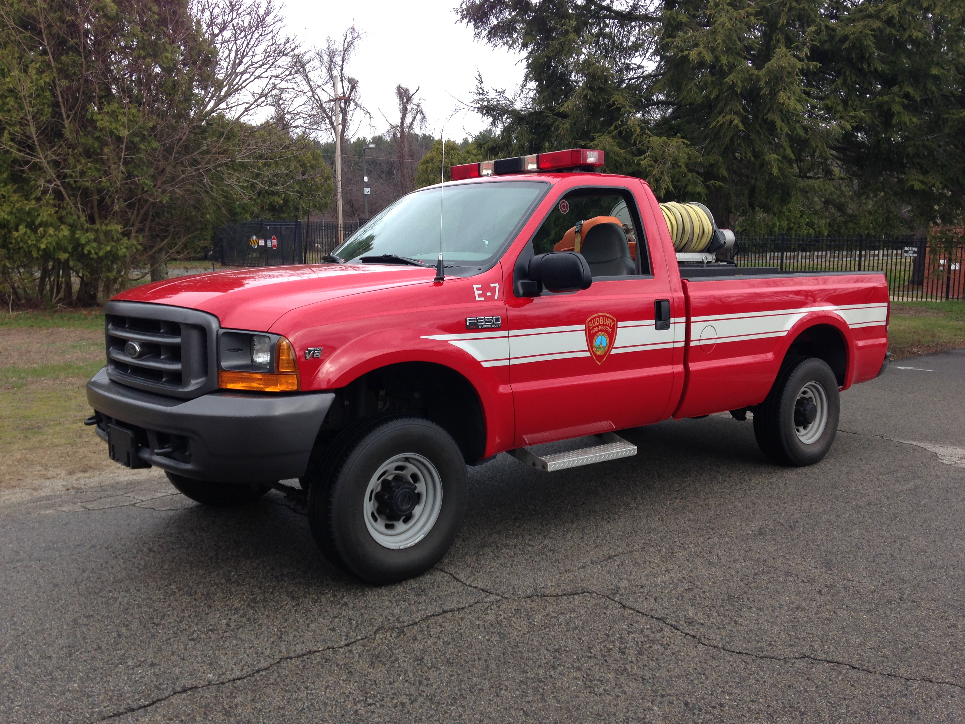 Engine 7 – Brush Truck