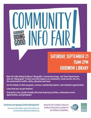 Community Info Fair