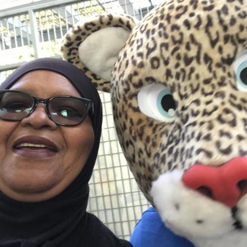 Aisha Haqq