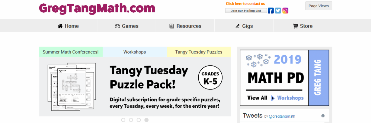 Cool Math Games for Students PreK through 12th Grade