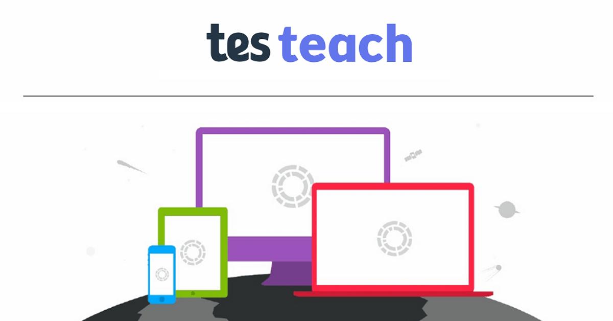TES Teach in the Classroom (Blendspace)