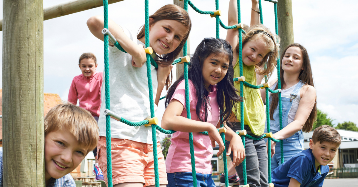 Recess Helps Students with ADHD