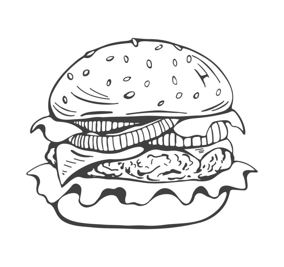 Hamburger Paragraph