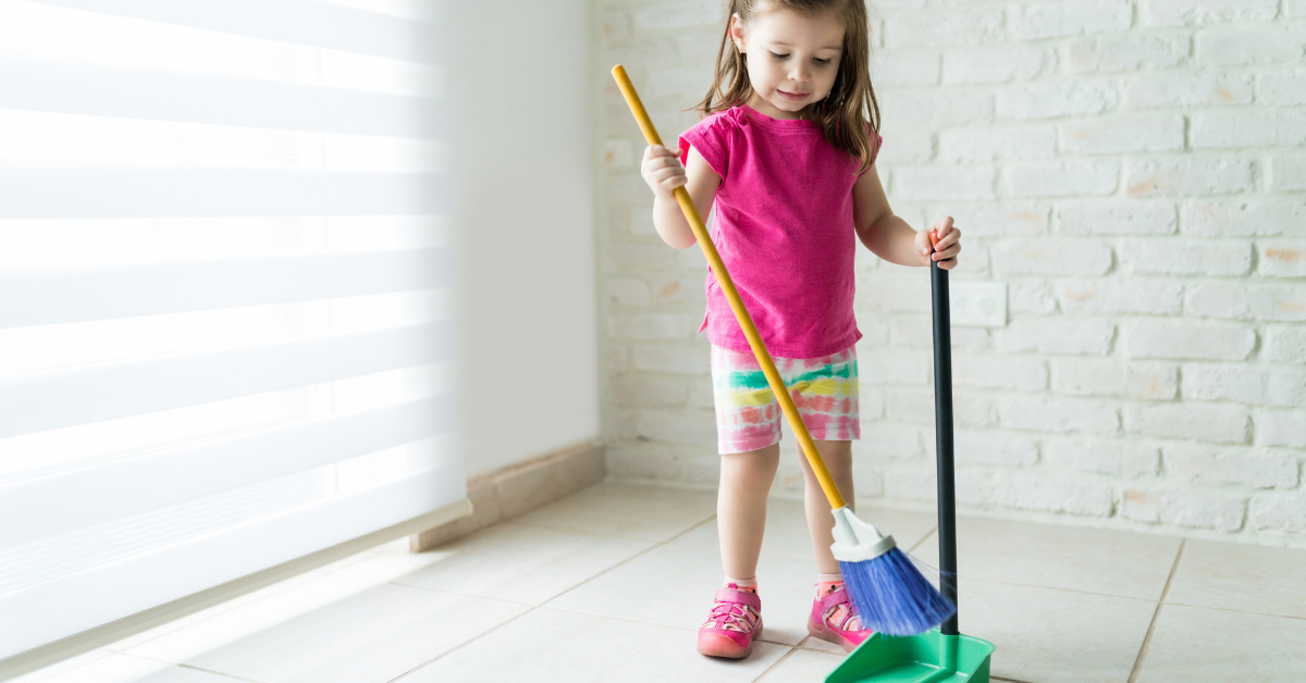 Should Kids Have Chores?