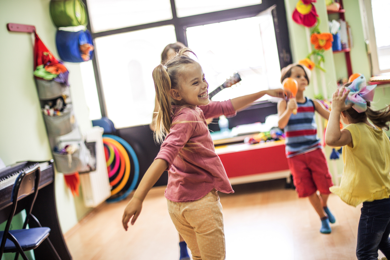 6 FREE Classes for Toddlers & Kids