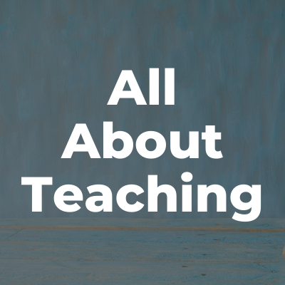 All About Teaching Shop
