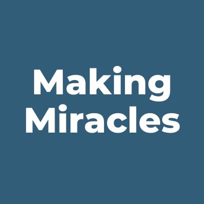 Making Miracles Shop