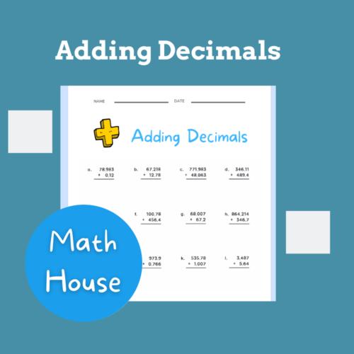 Adding Decimals's featured image