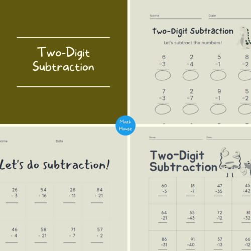 Two-Digit Subtraction's featured image
