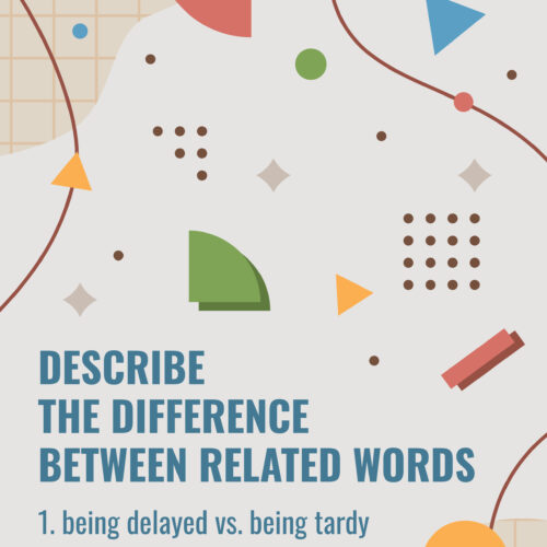 What is the Difference Between Related Words?