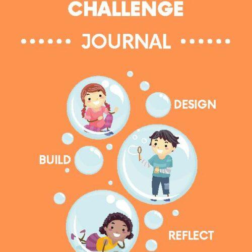 Journal Bubble Wand (STEM)