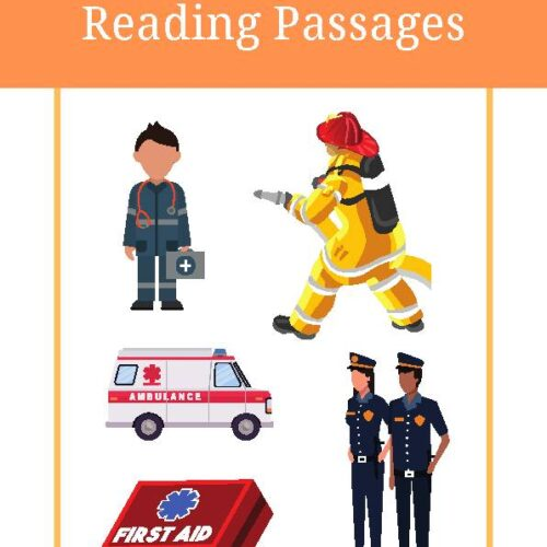 Emergency Services Reading Passages