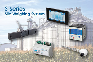 S Series Silo Weighing System