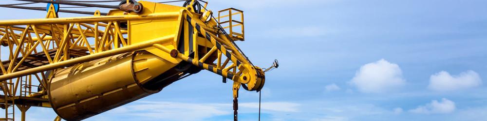 Crane Load Measurement page banner