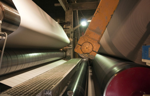 Paper machine image