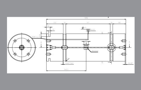 load cells drawing image