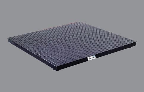 Platform scales image
