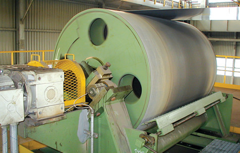 rolling mill process image