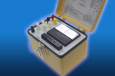1300 Gage Installation Tester button