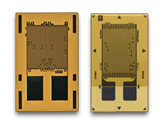 Transducer-Class® Linear Patterns button