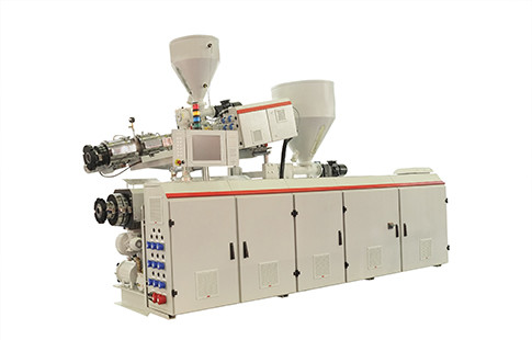 plastics blending machine
