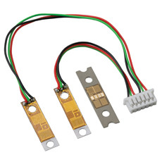 hybrid sensors - pre-wired strain gages