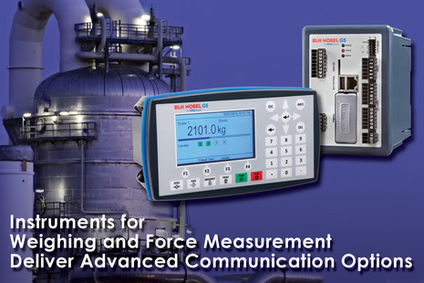 G5 - Insruments for Process Weighing and Force Measurement