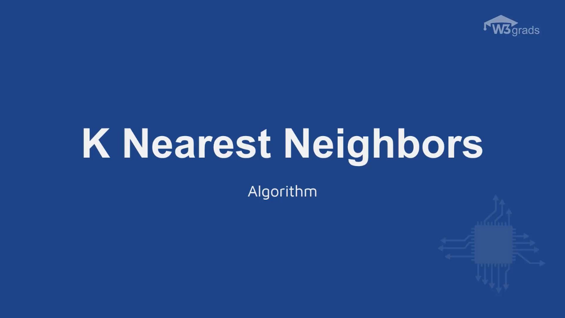How KNN algorithm works in Machine Learning