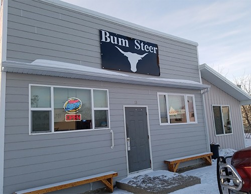 Bum Steer | Missouri River Country