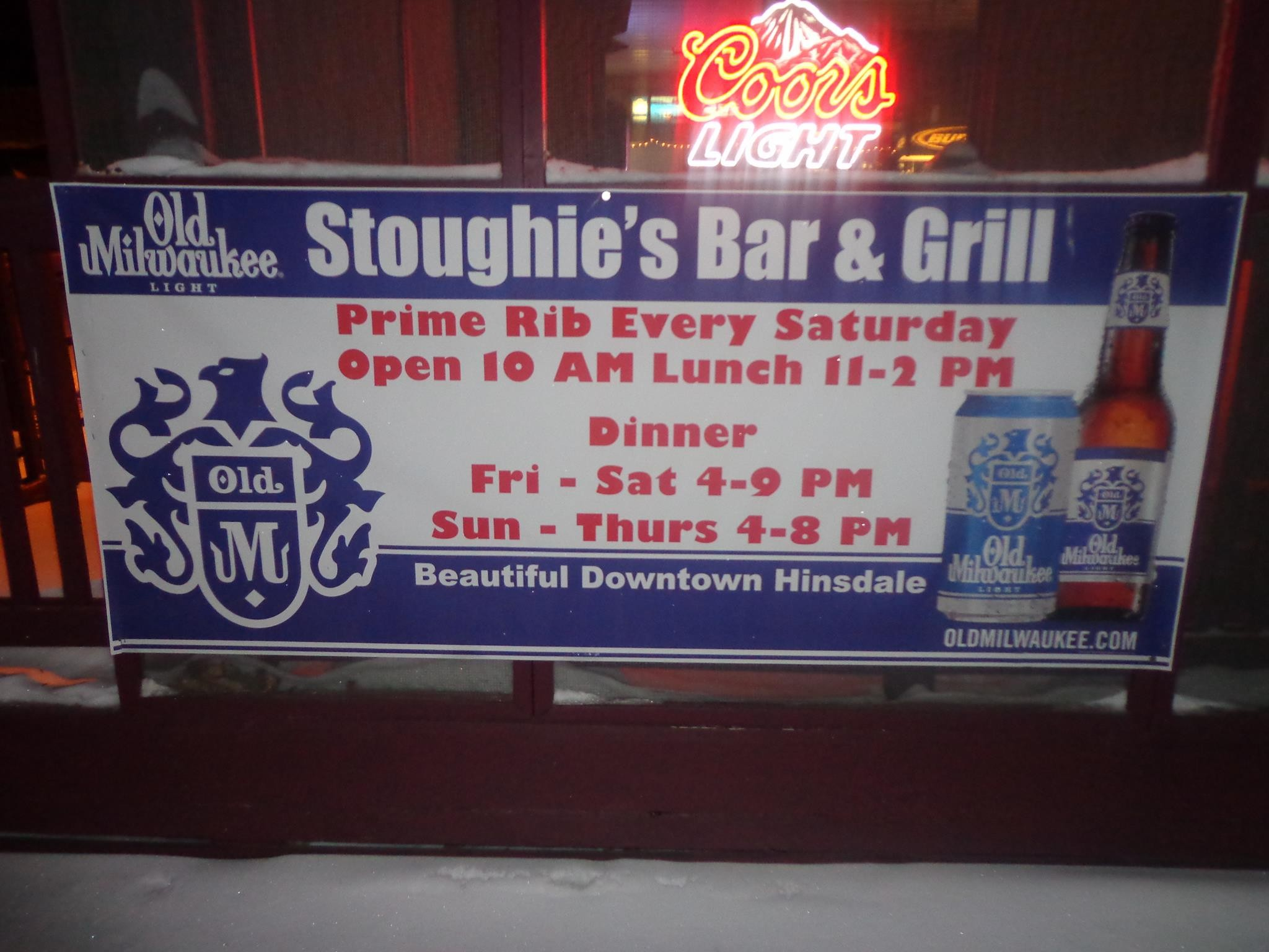 Stoghie's Bar and Grill | Missouri River Country