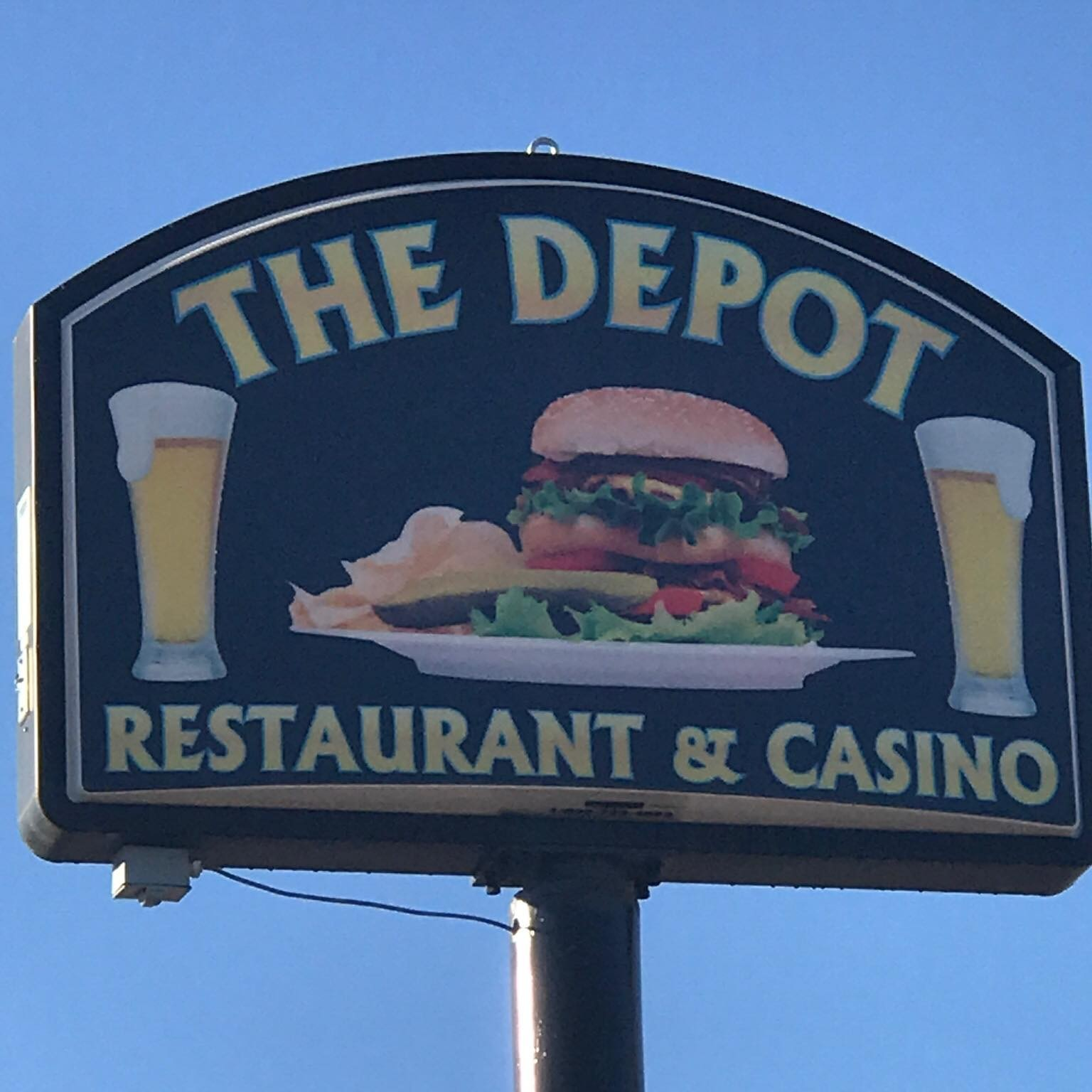 The Depot | Missouri River Country