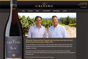 Kreck Thecallingwine Cert