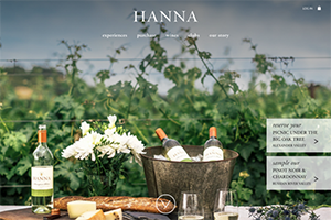 Pembroke Studios Hanna Winery Website Small