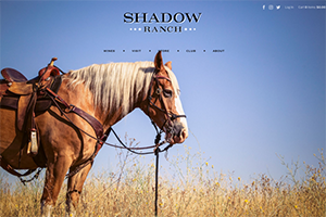 Pembroke Studios Shadow Ranch Winery Website Small