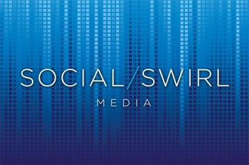 Social Swirl Logo