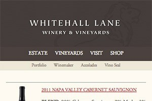 Social Swirl Vin65 Designers Brent Miller Design White Lane Winery Mobile
