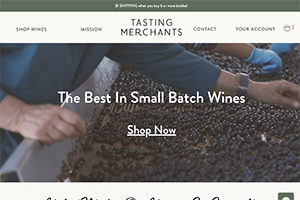 Tasting Merchants