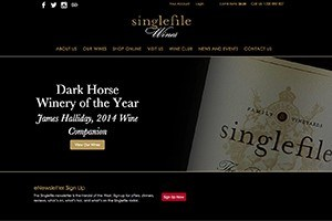 Vin65 Certified Designer Cakewalk Singlefile Wines