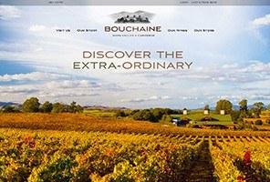 Vin65 Certified Designer Wine Works Bouchaine Vineyards
