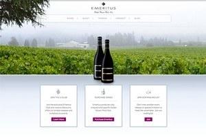 Vin65 Certified Designer Wine Works Emeritus