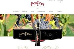 Vin65 Certified Designer Wine Works Pasoport