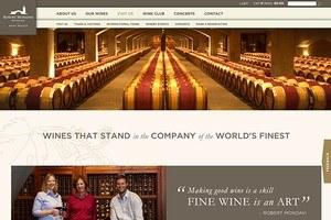 Vin65 Certified Designers Wine Works Robert Mondavi Winery