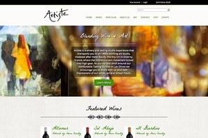 Vin65 Certified Designers I Artisan Artiste Winery