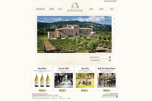 Vin65 Certified Designers I Artisan Sunstone Winery